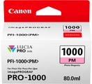 Canon PFI1000PM Photo Magenta Ink Tank
