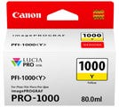Canon PFI1000Y Yellow Ink Tank
