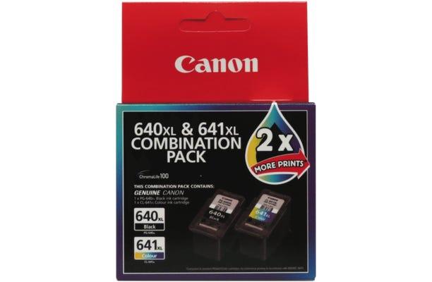 Canon PG640XLCL641XL Fine Cartridge