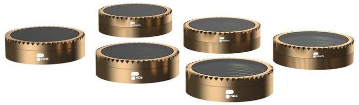 PolarPro DJI Mavic Air Filters - Cinema Series 6-Pack