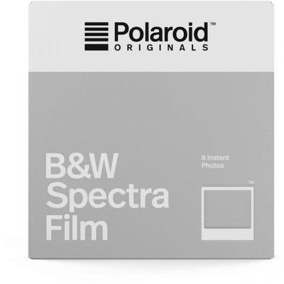 Polaroid Spectra Black & White - Instant Film (8 Exposures)