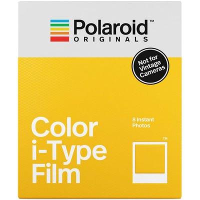 Polaroid Originals i-Type Colour - Instant Film (8 Exposures)