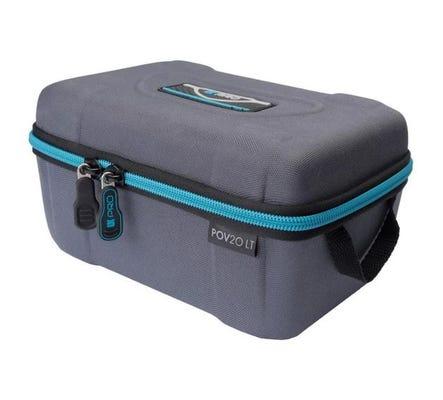 UKPro POV20LT Soft Case - Blue/Grey