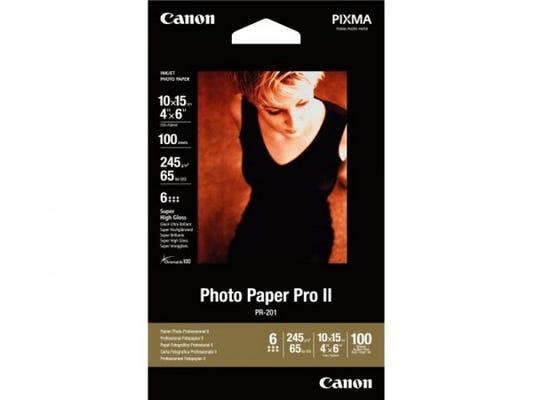 Canon PR2014X6-100 Sheets 245 gsm Photo Paper Pro II