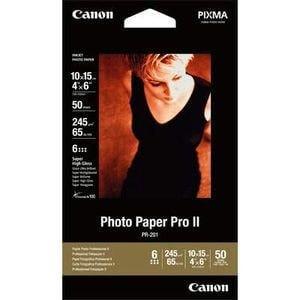 Canon PR2014X6-50 Sheets 245 gsm Photo Paper Pro II