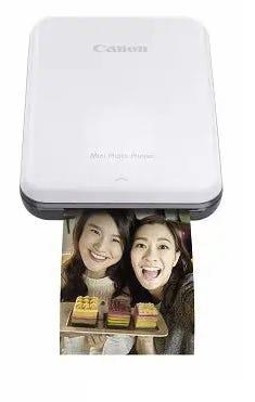 Canon MPP Grey Mini Photo Printer PV-123 Slate Grey