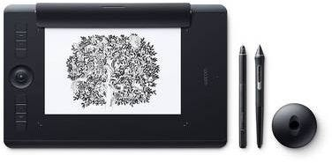Wacom Intuos Pro Paper Edition Creative Pen Tablet - Medium