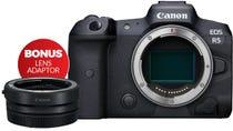 Canon EOS R5 Body with Bonus Lens Adaptor