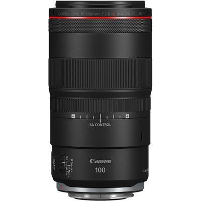 Canon RF 100mm f/2.8L IS USM Macro Lens