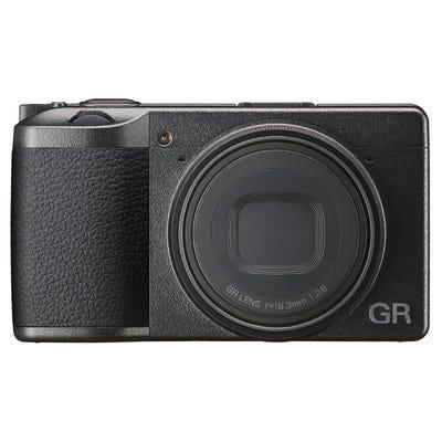 Ricoh GR III Black Digital Compact Camera
