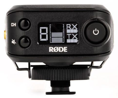 Rode RodeLink On-Camera Receiver