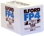 Ilford FP4 Plus 125 ISO 35mm 36 Exposure - Black & White Negative Film