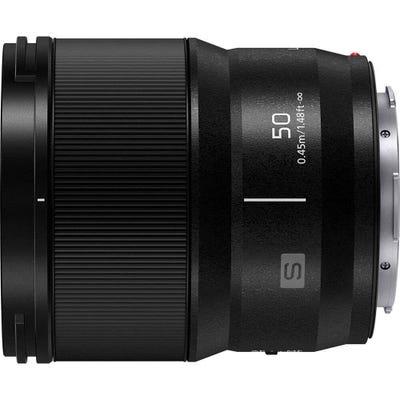 Panasonic Lumix S 50mm f/1.8 Weather Sealed Prime Lens