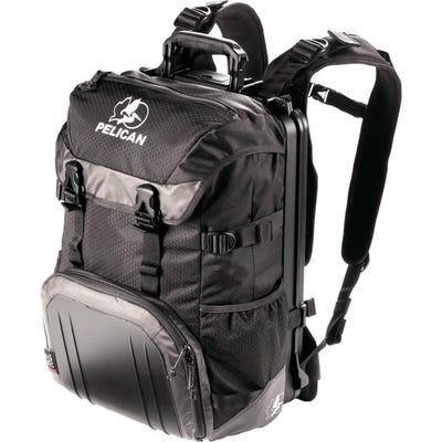 Pelican Sport Elite Black Backpack