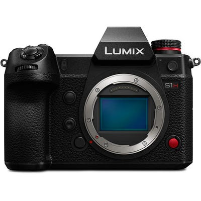 Panasonic Lumix S1H Body Only Compact System Camera
