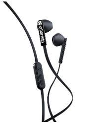 Urbanista - San Francisco In-Ear Headphones Handsfree Mic - Dark Clown Black