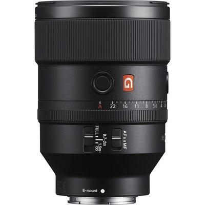 Sony FE 135mm f/1.8 GM Prime Lens