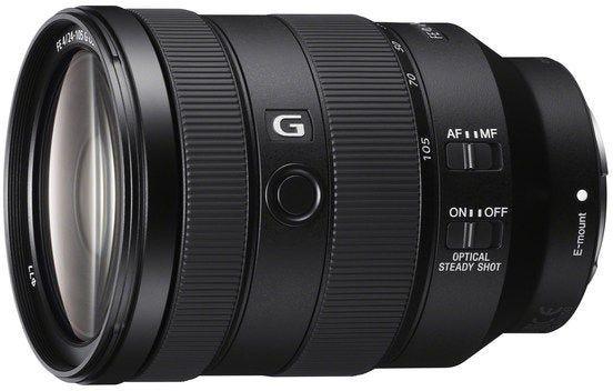 Sony FE 24-105mm F4 G OSS Standard Zoom Lens