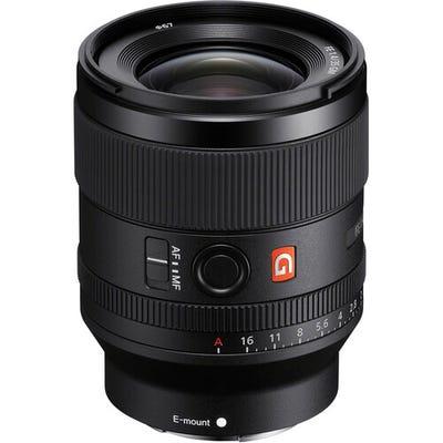 Sony FE 35mm f/1.4 G-Master Prime Lens