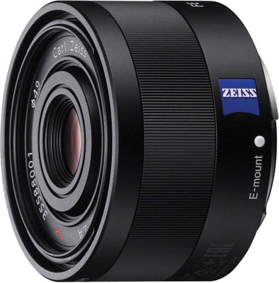 Sony Carl Zeiss 35mm f/2.8 Wide Angle Lens