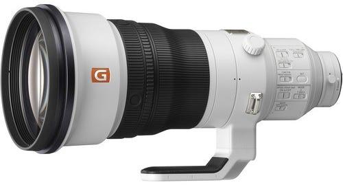Sony 400mm f/2.8 G Master OSS Super Telephoto Lens