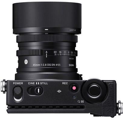 Sigma FP Full Frame Mirrorless Digital Camera w/45mm f/2.8 DG DN Lens Kit