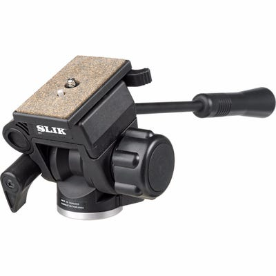 Slik 504QF II 2-Way Fluid Video Head