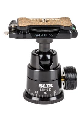 Slik SBH-320 DQ Ball Head with Quick Release
