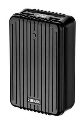 Zendure SuperTank Charger (27,000 mAh) - Black