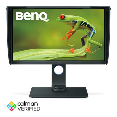 BenQ SW271  27' 4K Photography Monitor