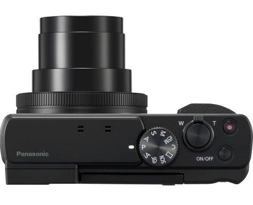 Panasonic Lumix TZ95 Black Digital Compact Camera