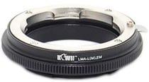 Kiwi Mount Adapter - Leica M Lens - Sony E Camera - LMA-L(M)_EM