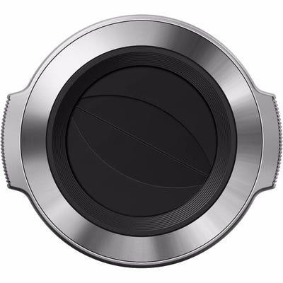 Olympus LC-37C Silver Lens Cap