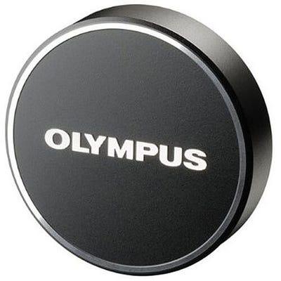 Olympus LC-48B Black Lens Cap
