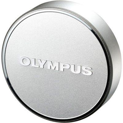 Olympus LC-48B Silver Lens Cap