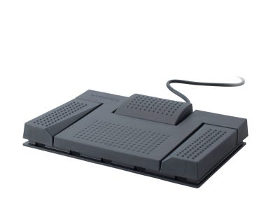 Olympus RS-28H 3 Pedal Footswitch (HID Compliant)
