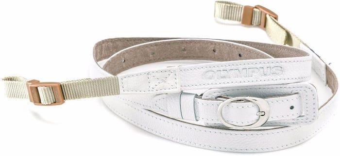 Olympus CSS-S109Ll Shoulder Strap - White