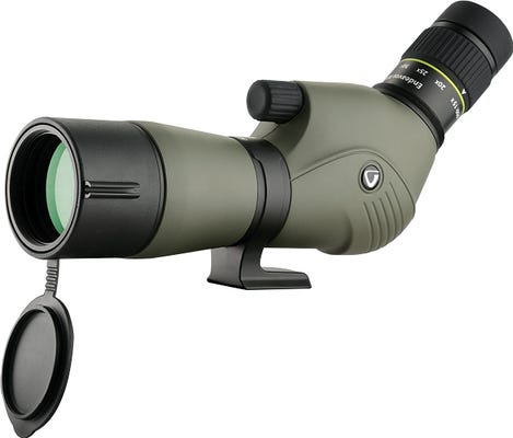 Vanguard Endeavor XF 60A 15-45x60 Angled Spotting Scope includes Carrying Case