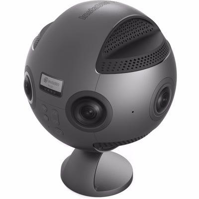 Insta360 Pro VR 360 8K Camera Black