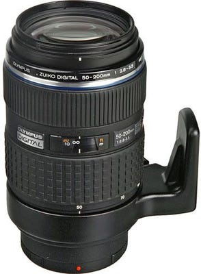Olympus Tripod Collar for M.Zuiko 50-200mm f/2.8-3.5 Lens
