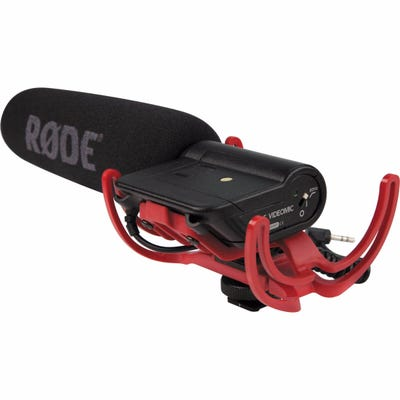 Rode VideoMic Microphone