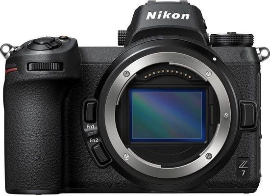 Nikon Z 7 Body - Full Frame Mirrorless Camera