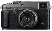 FujiFilm X-Pro2 Graphite Body, XF23mm f/2 Lens & Lens Hood Compact System Camera