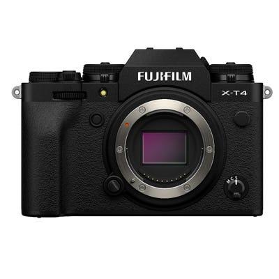 FujiFilm X-T4 Body Black Compact System Camera