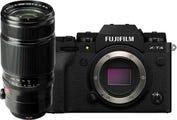 Fujifilm X-T4 Body Black w/ XF 50-140mmF2.8 R LM OIS WR Lens