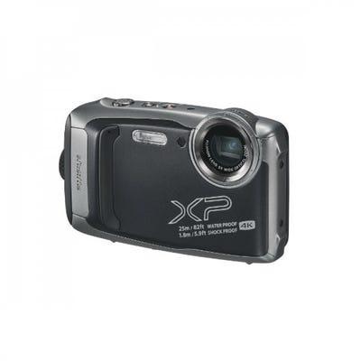 FujiFilm Finepix XP140 - Dark Silver