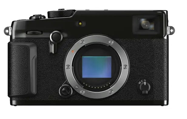 FujiFilm X-Pro3 Black Body Compact System Camera