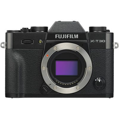 FujiFilm X-T30 Body - Black Compact System Camera