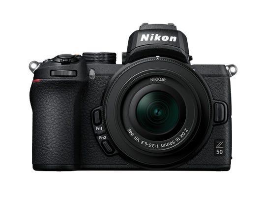 Nikon Z 50 w/Nikkor Z DX 16-50 mm f3.5-6.3 VR Mirrorless Camera