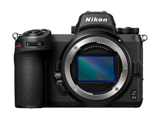 Nikon Z 6II Body Only Full Frame Mirrorless Camera
